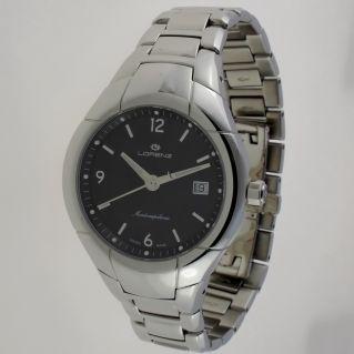 Orologio LORENZ Montenapoleone- cassa e bracciale acciaio 316L - Quartz