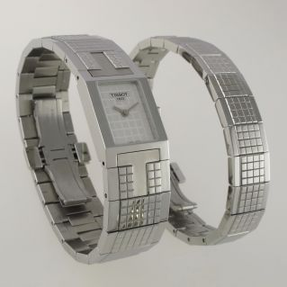 Reloj de señora TISSOT Quarzo suizo con pulsera gratuita