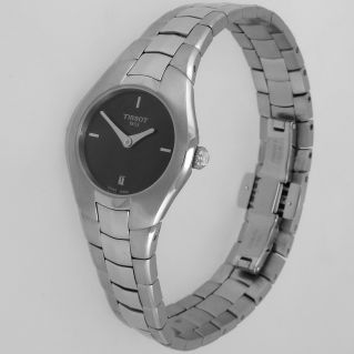 Ladies watch TISSOT EVERYTIME Quartz Case stainless steel, TCrystal Sapphire