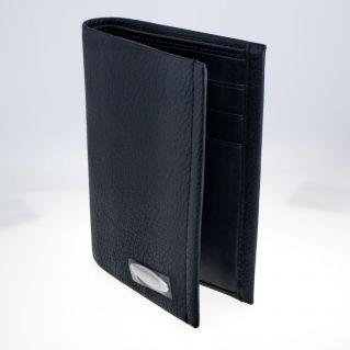 MORELLATO Brieftasche - Führerschein - Kreditkarten, bedrucktes Leder