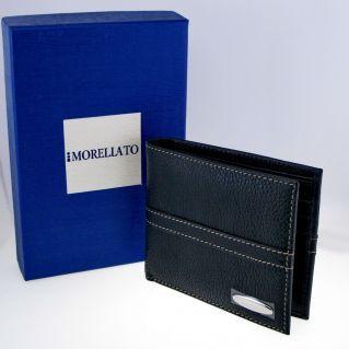 MORELLATO Monedero - licencia de conducir - tarjetas de crédito, cuero impreso