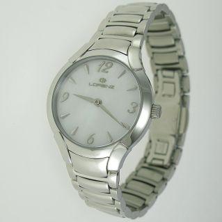 Orologio Donna LORENZ Quartz - Cassa e bracciale in acciaio - Quadrante madreperla
