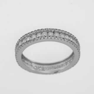 FOGI Eternity Ring by Gianni Carità - Silver 925 jewelery