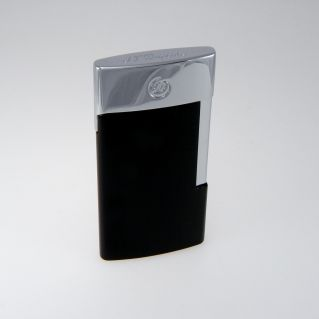 Lighter Slim S.T. DUPONT in Chrome - First luxury electric lighter