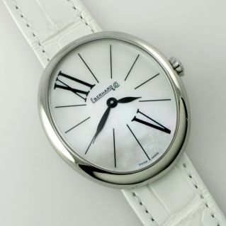 EBERHARD & CO GILDA - Woman - White Nacre Dial - Swiss quartz movement