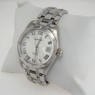Watch EBERHARD & CO Aquadate Woman - Automatic - Charme Steel Bracelet