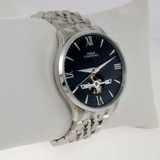 Reloj CAPITAL, movimiento automático Mijota a la vista - Colección Retro