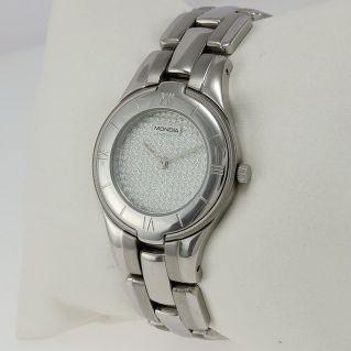 MONDIA women's watch - Swiss quartz - Hypoallergenic steel case and bracelet