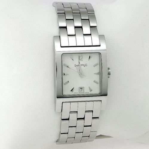 EBERHARD & CO Woman watch - GINGI Date- Steel Bracelet - Swiss movement