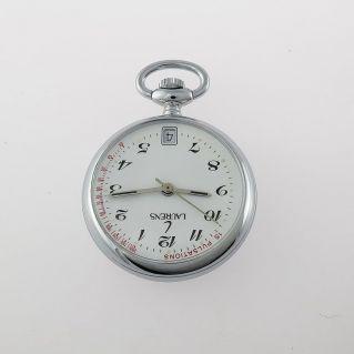 LAURENS, Reloj de bolsillo o colgante para enfermera - Medición del pulso - Cuarzo