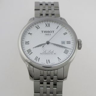 Watch TISSOT LE LOCLE AUTOMATIC - POWER RESERVE 80 HOURS