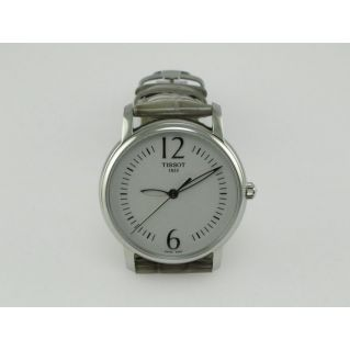 Watch Woman TISSOT Lady Round - 316-L stainless steel case