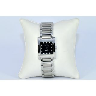 MONDIA Montre femme avec diamants - Quartz suisse