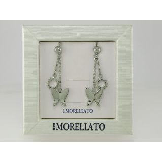 MORELLATO - Earrings Acciaio con Farfalle Sole