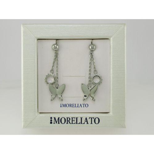 MORELLATO - Earrings Acciaio con Farfalle Sole