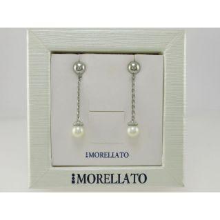 MORELLATO - Earrings Acciaio con Perle naturali acqua dolce