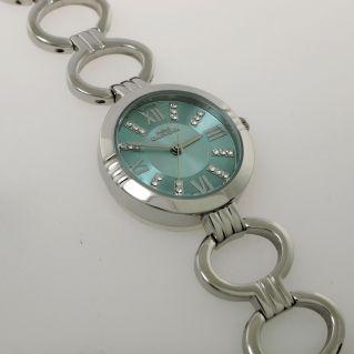 CAPITAL Woman watch - Quartz, Case and steel bracelet