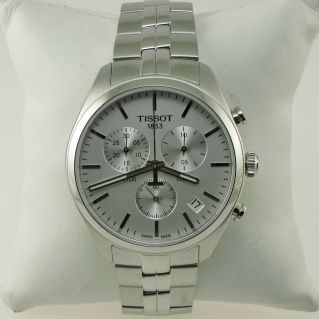 TISSOT Man Watch - PR 100 Chronograph - quartz swiss ETA G10.211