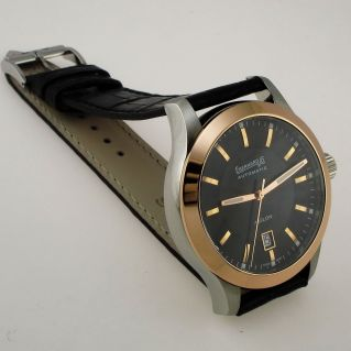 Watch EBERHARD & Co AIGLON Grande Taille, automatic, 750 rose gold bezel